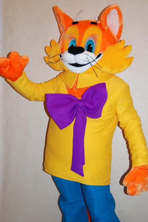 Как сделать костюм кота леопольда своими руками